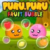 Puru Puru Fruit Bubble – Ovocné bubliny